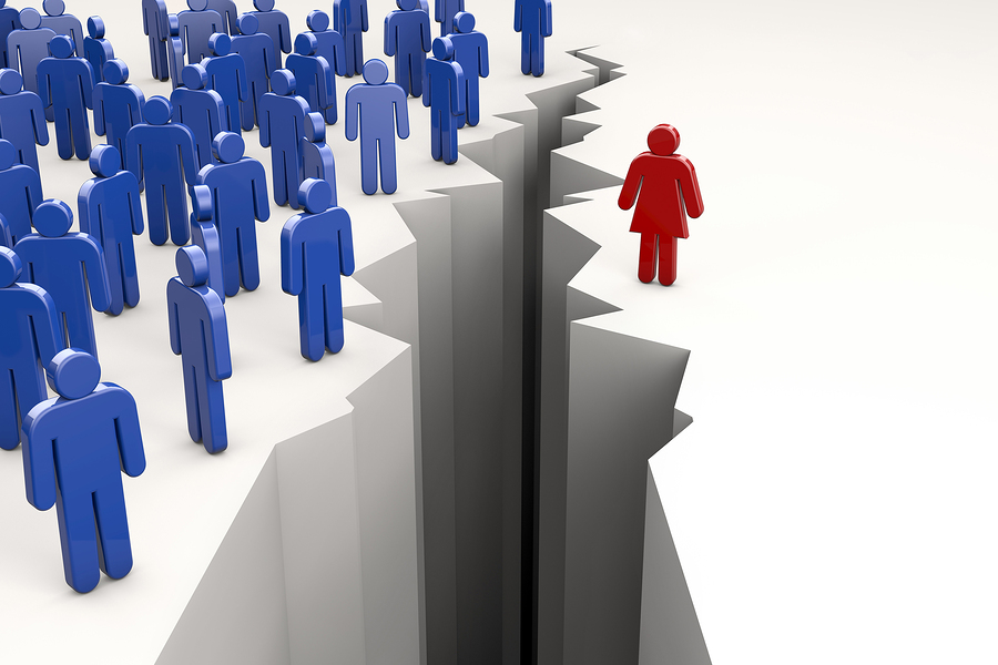 business gender gap