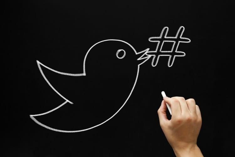 twitter hashtag social media