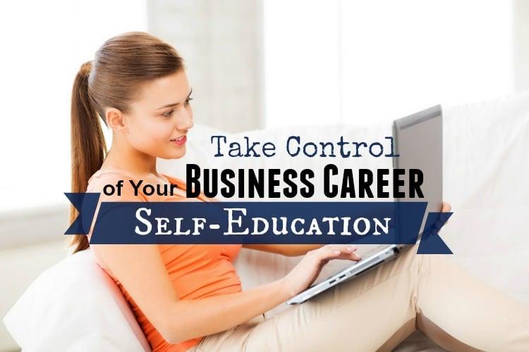 self education training woman laptop