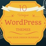 10 Unique WordPress Themes for Your Design Business