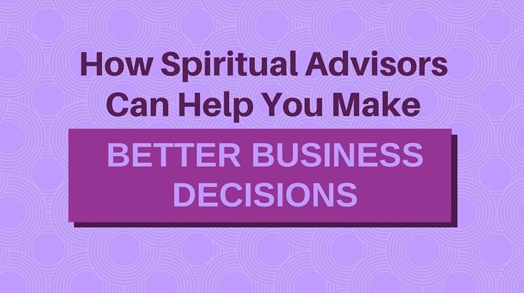spiritual advisors