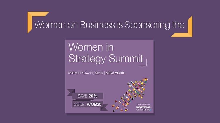 women in strategy summit