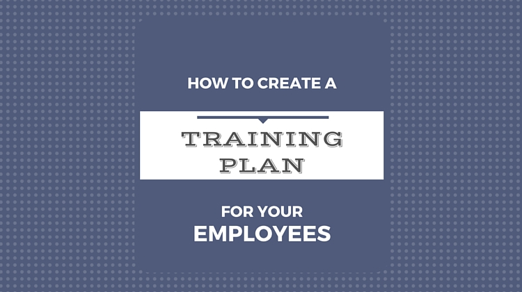 training plan for employees