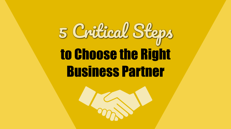 choose business partner