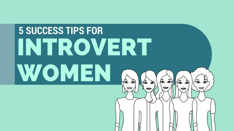 introvert women