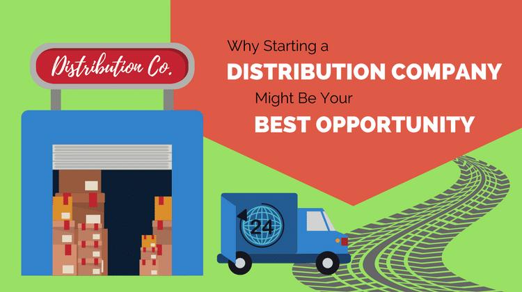 distribution company