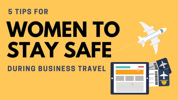 safe during business travel