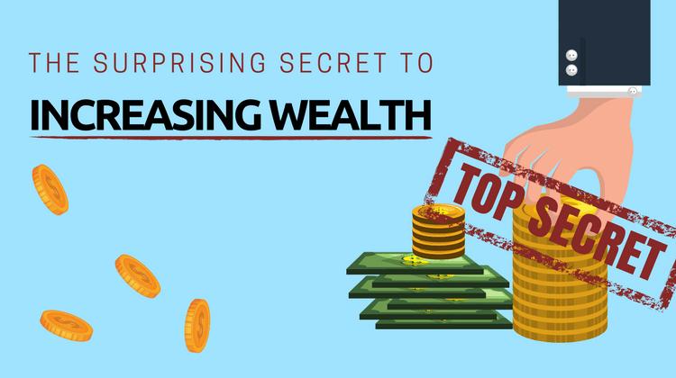increasing wealth