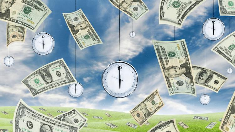 time money productivity