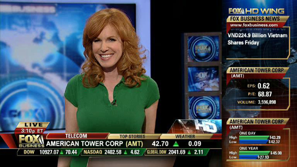 fox business news anchor liz claman answers questions from