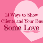 show clients business love