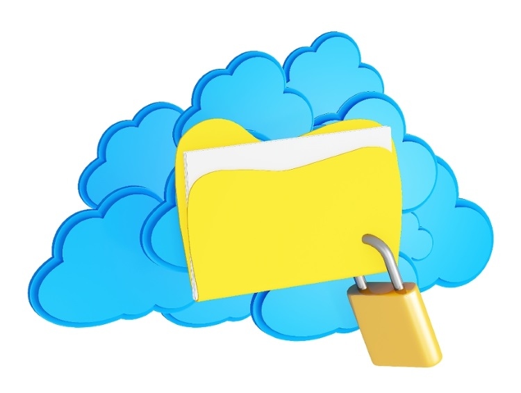 cloud storage secure