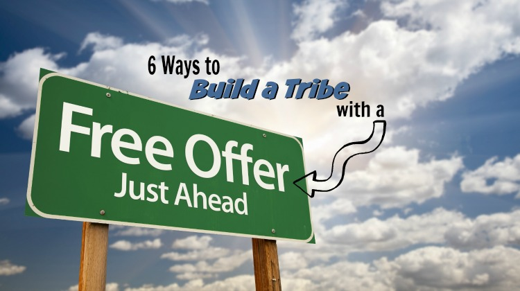 free offer sign
