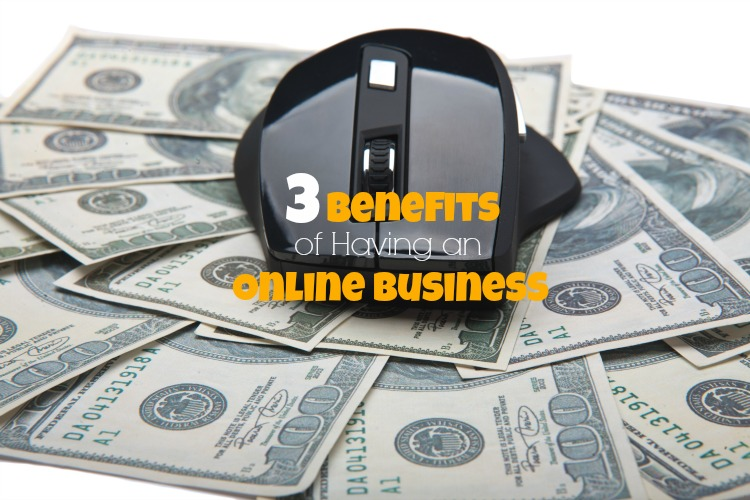 online business shopping money mouse