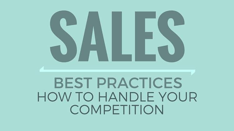 sales best practices