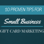 small business gift card marketing