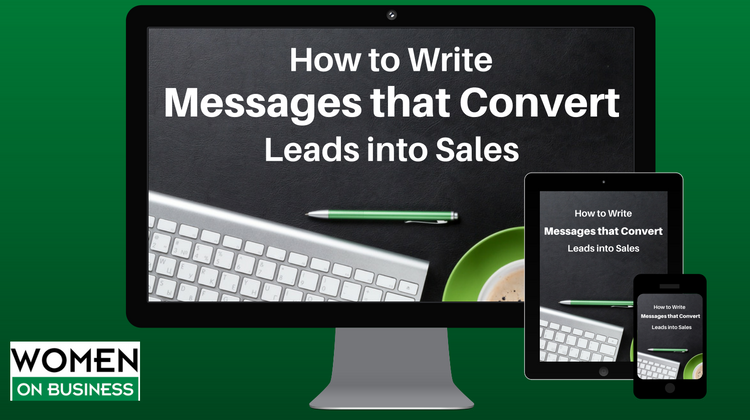 How to Write Messages that Convert Leads into Sales