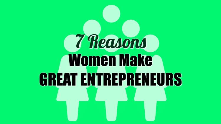 women great entrepreneurs