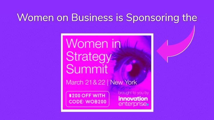 women in strategy summit 2017
