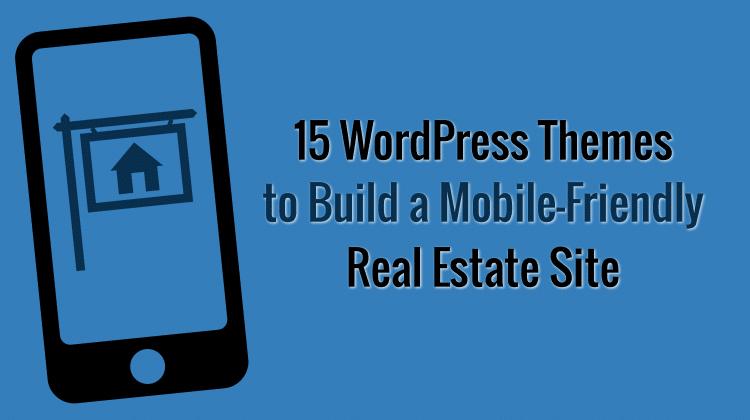 wordpress themes real estate site