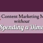 content marketing methods