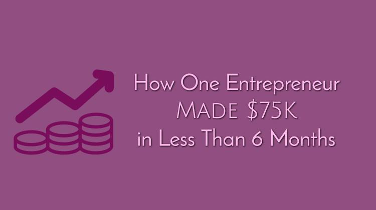 entrepreneur 75k