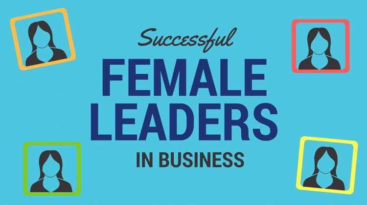 successful female leaders