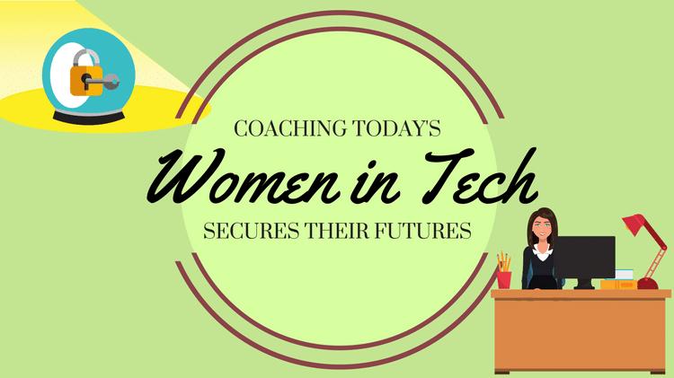 coaching women in tech