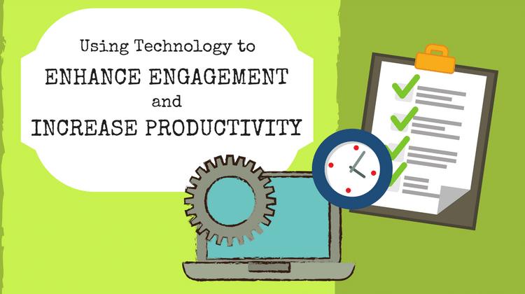 technology engagement productivity