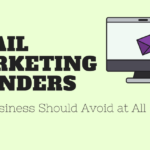 email marketing blunders