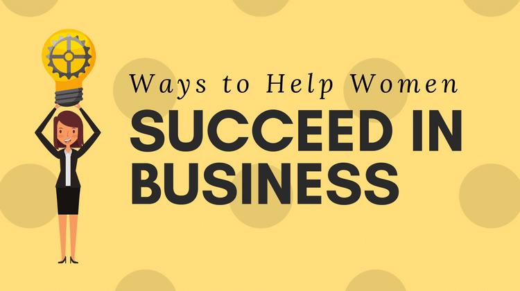 women succeed in business