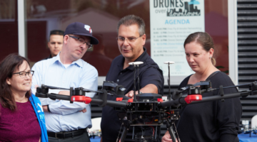Pitch Your Drone Startup at GENIUS NY