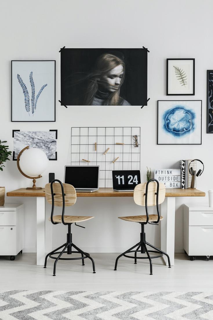 Practical Home Office Design Tips for Aspiring Entrepreneurs
