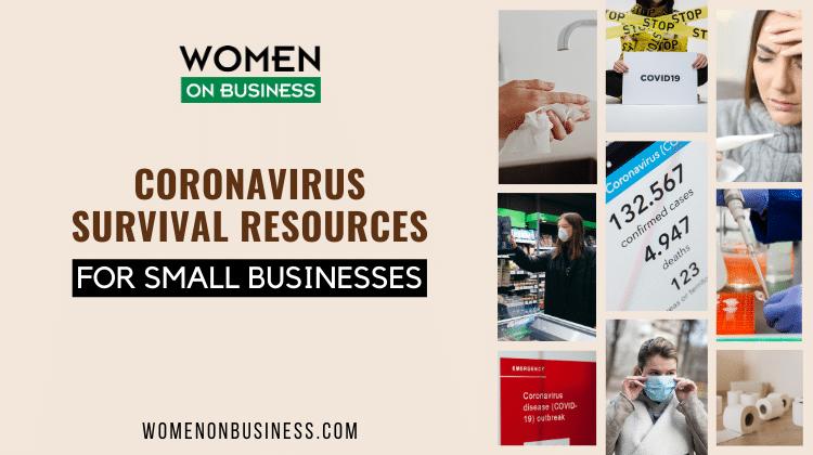 coronavirus survival resources small business
