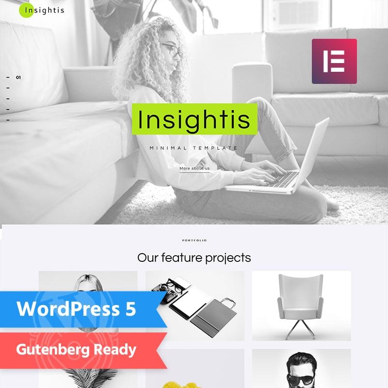 insights wordpress theme