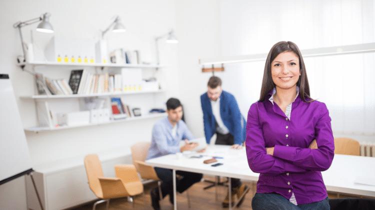 businesswomen leadership