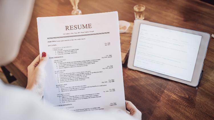 resume elements