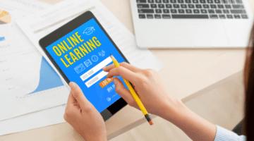online learning work