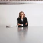 woman executive board